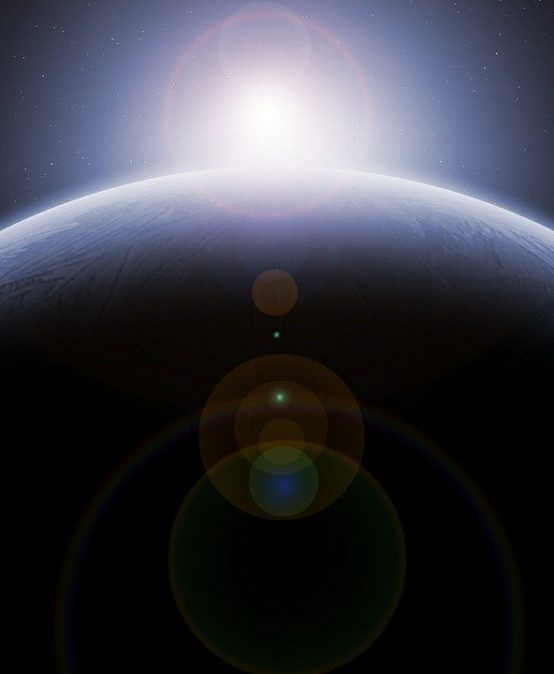 Sains Atmosfer dan Keplanetan