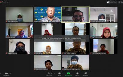 Program Studi SAP Jalankan Visitasi Akreditasi dari BAN PT
